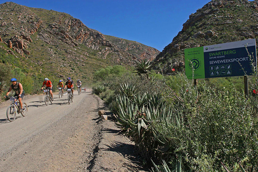 Cycle the Swartberg